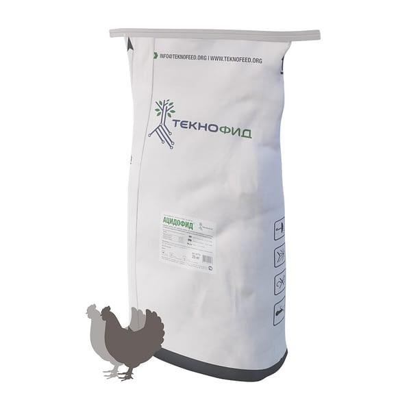 ацидофид-птицы